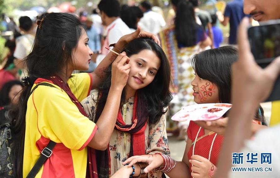<b>孟加拉国迎来孟历新年</b>