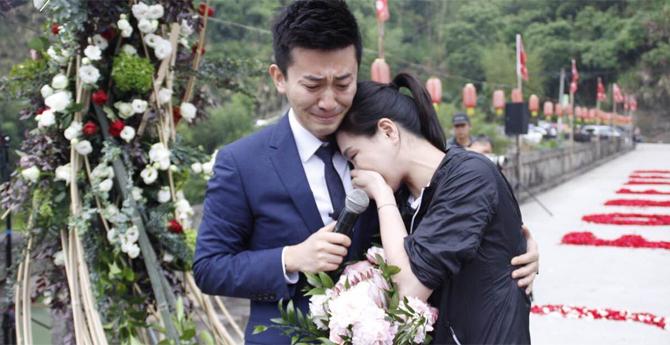 吴敏霞要嫁人了!帅男友今早求婚成功