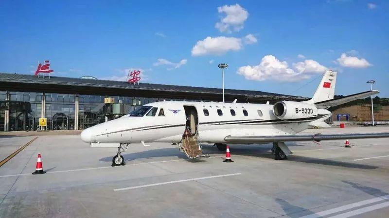 延安南泥湾机场顺利通过投产校飞 力争年内实现通航