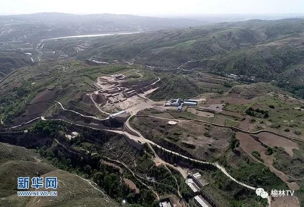 石峁遗址,还原中国西北四千年前都城