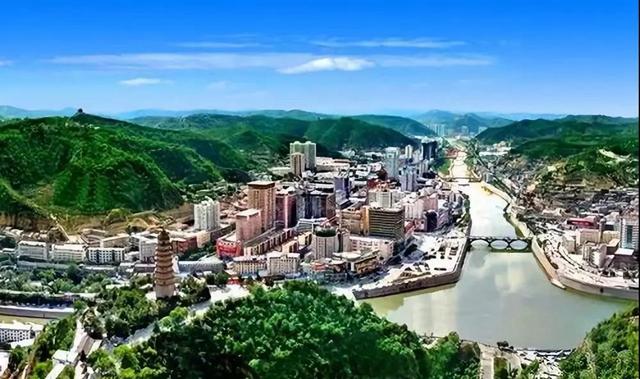"""延安获""""2019中国品牌城市""""荣誉称号"""