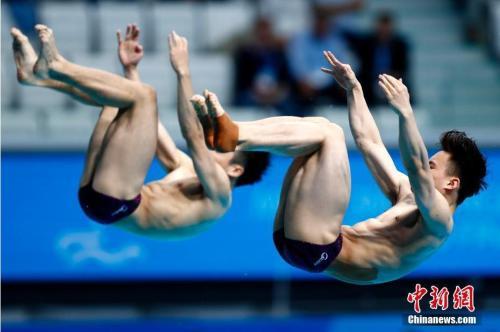 世锦赛跳水群雄并起 梦之队面临挑战